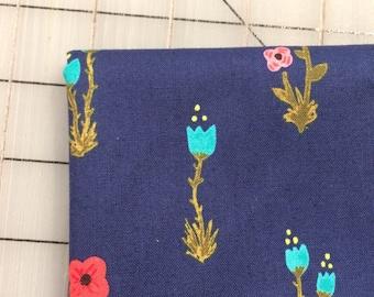 Windham Fabrics - FAT QUARTER cut - Folk Fleur from Meriwether by Amy Gibson