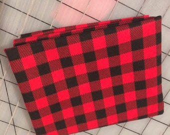 FAT QUARTER Flannel  - Buffalo Check by Riley Blake Designs