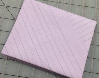Windham Fabrics - FAT QUARTER cut of Jot -Penmanship Paper in Thistle by Heather Givans - 50457-8