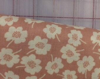 HALF YARD cut of Nel Whatmore - Secret Garden -  - Daisy Dot in Linen