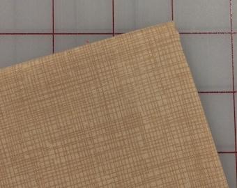 FAT QUARTER cut of Timeless Treasures - Sketch Basic in Linen