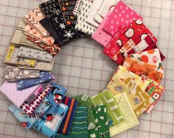 I Spy Fat 16 Bundle - Set of 42 different fabrics #246