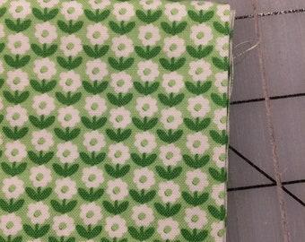 Michael Miller - FAT QUARTER cut of Bunny's Garden-  Flower Patch in Grass