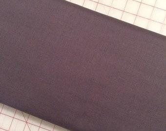 Riley Blake - FAT QUARTER cut of Confetti Cotton Solids in Charcoal