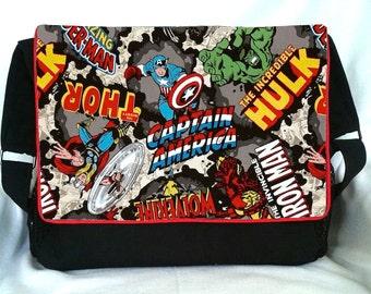 Marvel Burst! Diaper Bag/Stroller Bag