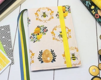 A5 Journal Cover - Hobonichi Cousin - Leuchtturm1917 - Scribbles That Matter - Passion Planner - Stalogy - 5.8 x 8.3 - Ready to Ship