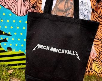 Mechanicsville tote bag