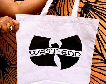 West End tote bag