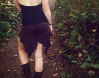 Pixie Shorts, Flow Shorts, Dance Shorts, Yoga Wear, Festival Wear, Hoop Clothes, Organic Clothing, Hemp Clothing, Flow Shorts