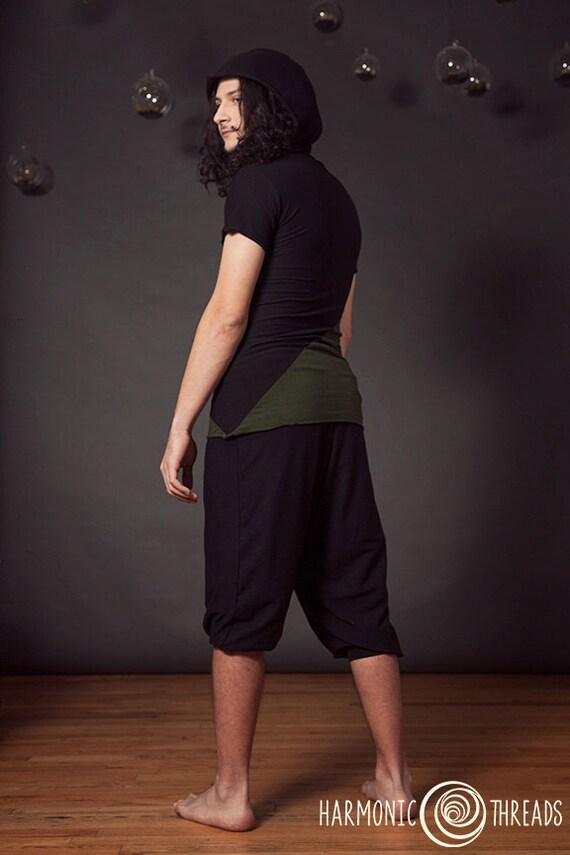 Joggers, Men's Yoga Pants, Men's Stretch Pants, Harem Pants, Men's Yoga, Men's Casual, Larp, Festival Clothing, Organic Clothing