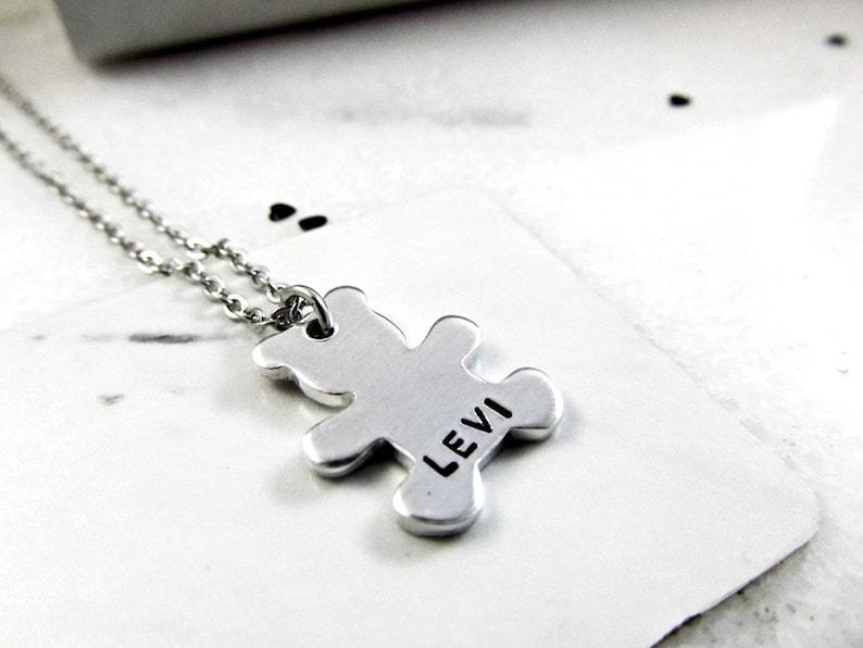 New Baby Baby Boy Baby Girl Jewellery Personalized Mama Bear Necklace Baby Shower Pregnancy Gifts Fierce Love Baby Bear Cub Jewelry