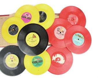 Vintage Childrens Records