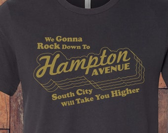 We Gonna Rock Down To Hampton Ave