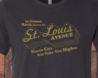 We Gonna Rock Down To St. Louis Ave