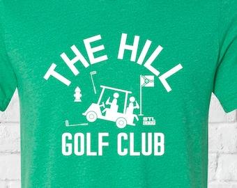 The Hill Golf Club - A STL City Shirt by Benton Park Prints, St Louis, Saint Louis, STL, The Hill, The Hill St Louis