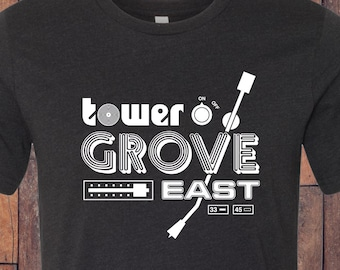 Tower Grove East Turntable Tee