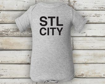 STL City Onesie