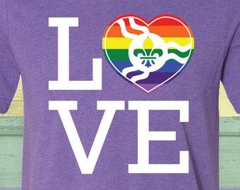 STL Love Pride