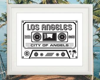 Los Angeles Cassette