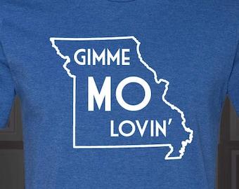 Gimme MO Lovin'