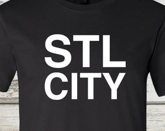 STL City Shirt - Stack