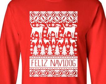 Feliz Navidog Shirt
