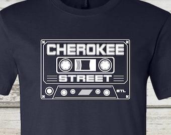 Cherokee Street Shirt, Cherokee St, Cherokee Street STL, STL, St Louis, Saint Louis, Cherokee Street, South St Louis, St Louis Shirt