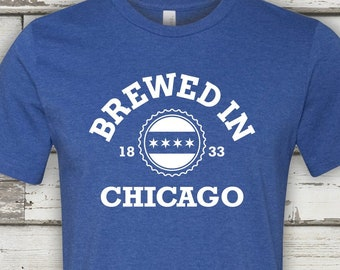 Brewed in Chicago