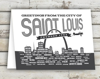 Greetings from St Louis