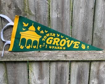 Tower Grove Park Pennant