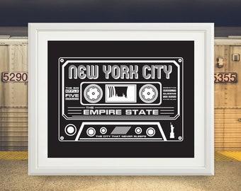 New York City Cassette
