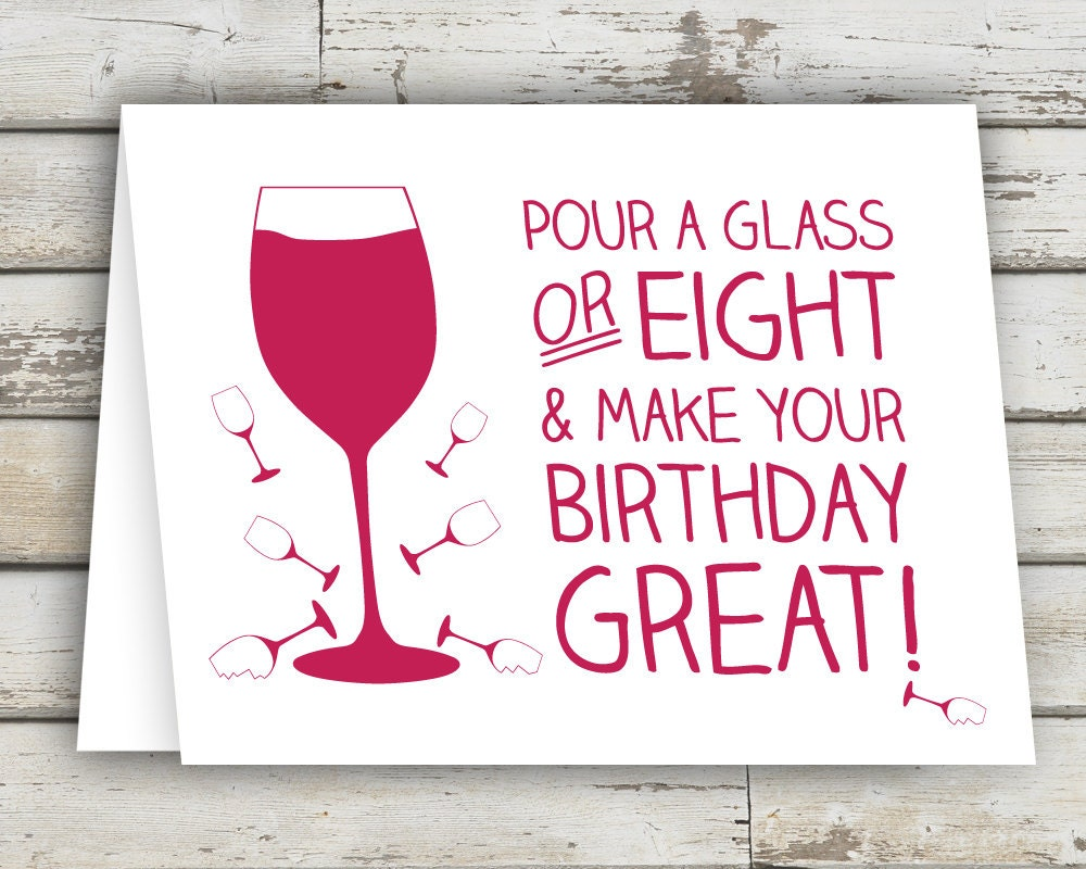 Birthday Card Funny For