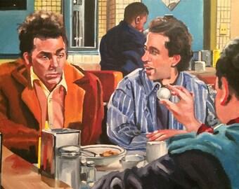 Seinfeld Art Prints