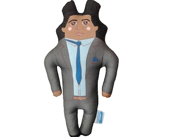 Basquiat  Doll - Artist - Famous - New York - LIMITED EDITION