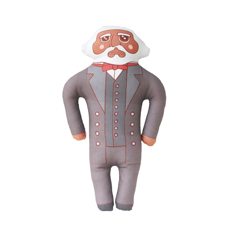 Frederick Douglass Doll  LIMITED EDITION image 0