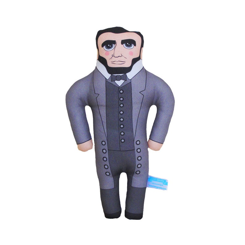 Abraham Lincoln Doll  LIMITED EDITION image 0