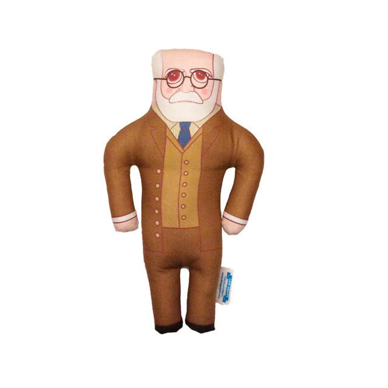 Sigmund Freud Doll image 0
