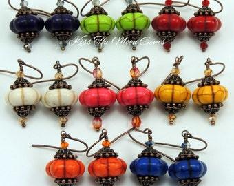 Bohemian Lantern Earrings