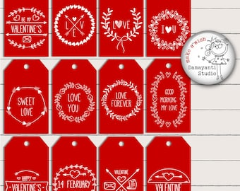 free commercial use christmas tags printable holiday gift etsy