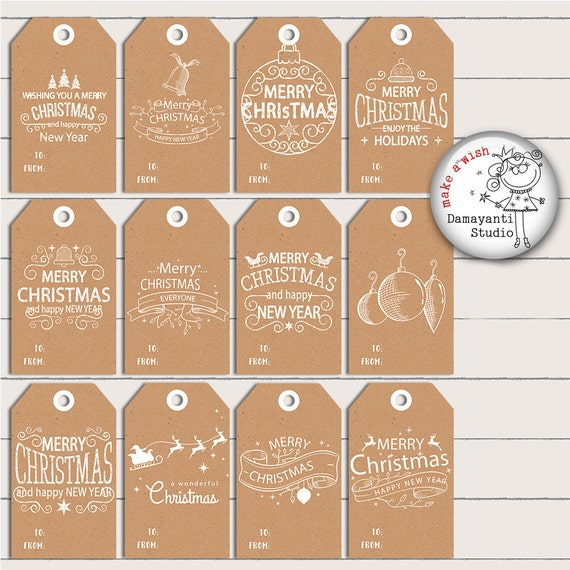 picture about Printable Christmas Labels named Absolutely free Business Hire Xmas Tags, Printable Family vacation, Reward Tags, Xmas Labels, Printable Xmas Reward, Trip Present Tags