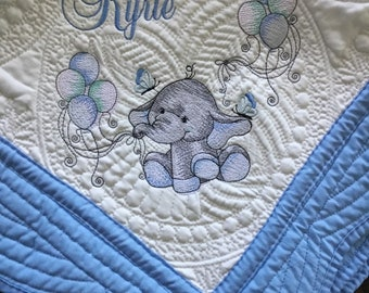 Baby Quilts Baby Nap Quilt Handmade Quilts Boys Quilts Baby Shower Quilt Quilts for Sale Girls Quilts CowboyGirl Quilt