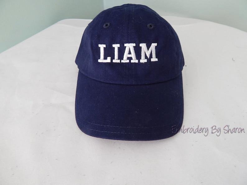 cad49390627 Baby Baseball cap Personalized baseball cap Baseball cap