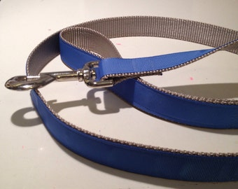 Add a matching handmade 4 foot or 6 foot leash to your order!