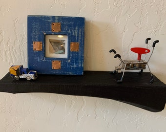 Modern Rustic Shelf #11