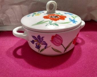Primavera taste setter by Sigma mini casserole dish Flowers