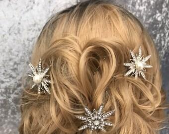 d6bb187be2090 Star hair pins