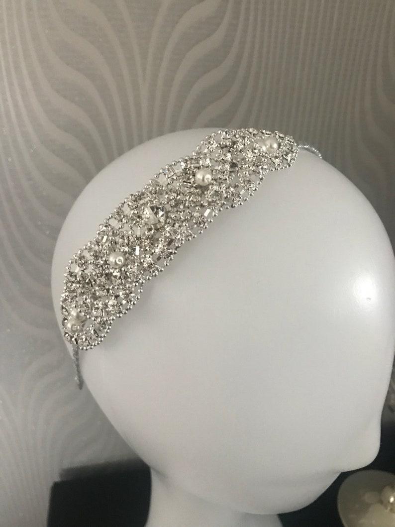 bridal headpiece wedding headband wedding headband crystal headband crystal bridal headband wedding headpiece