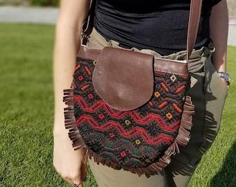 Vintage Handbag Crossbody,Vintage Carpet Bag,Vintage Shoulder Bag,Vintage Handbag,Vintage Leather Bag,Crossbody Handbag,Crossbody bag