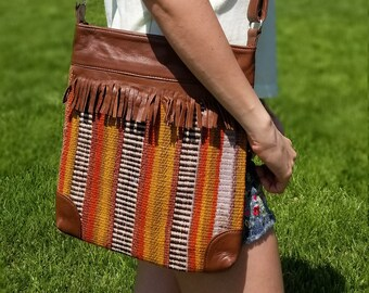 Vintage Handbag Crossbody,Vintage Carpet Bag,Vintage Shoulder Bag,Vintage Handbag,Vintage Leather Bag,Vintage Kilim Bag,Crossbody bag