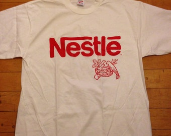 Vintage Nestle Candy Tshirt
